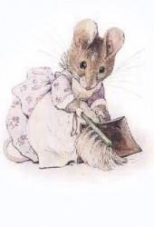 El cuento de los conejitos de Flora y la ratita Lucinda